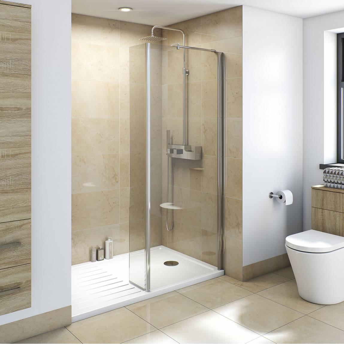 Walk In Showers - Alba Bathrooms